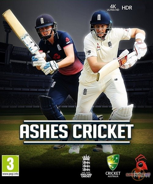 Ashes Cricket (2017/ENG/RePack от FitGirl)