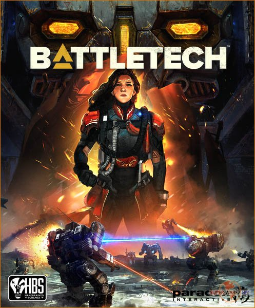 Battletech - Digital Deluxe Edition (2018/RUS/ENG/Multi/RePack by xatab)