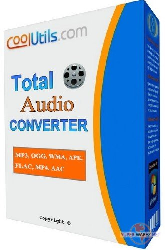 CoolUtils Total Audio Converter 5.3.0.165