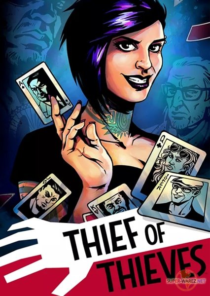 Thief of Thieves: Season One (2018/ENG/RePack от FitGirl)