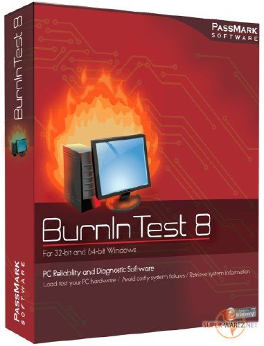 PassMark BurnInTest Pro 9.0 Build 1009 Final