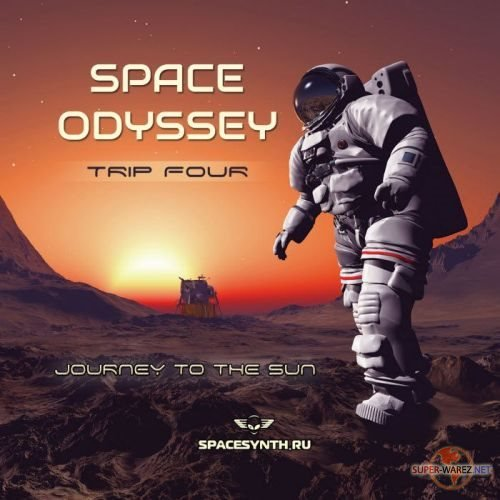 Space Odyssey: Journey To The Sun. 2CD (2018) MP3
