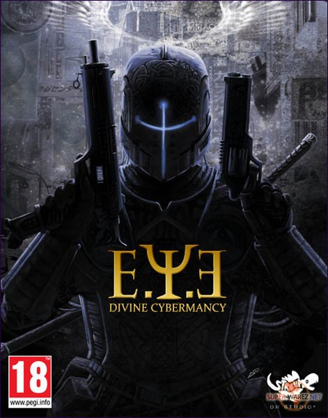 E.Y.E: Divine Cybermancy (2011/RUS/ENG/RePack by R.G. Catalyst)