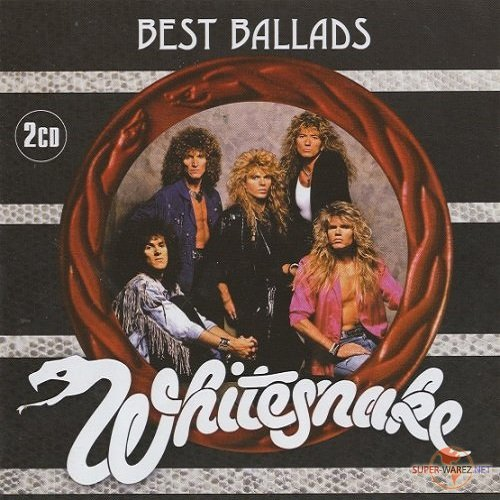 Whitesnake - Best Ballads. 2CD (2014)