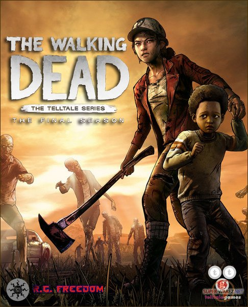 The Walking Dead: The Final Season (2018/RUS/ENG/Multi/RePack by R.G. Freedom)