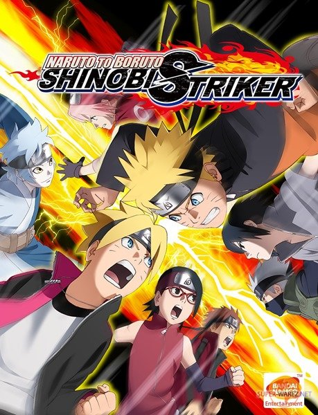 Naruto to Boruto: Shinobi Striker (2018/RUS/ENG/MULTi11/RePack от FitGirl)
