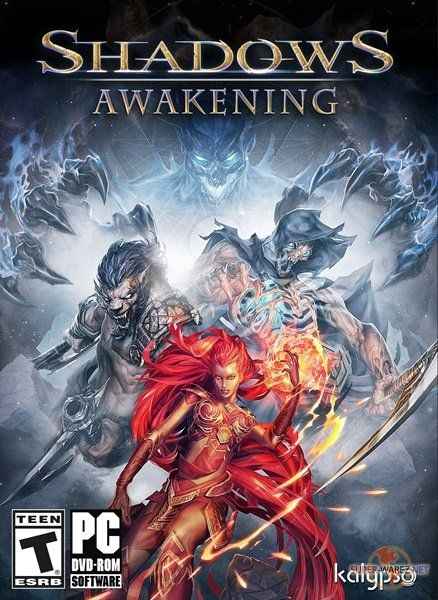Shadows: Awakening (2018/RUS/ENG/MULTi11/RePack от FitGirl)