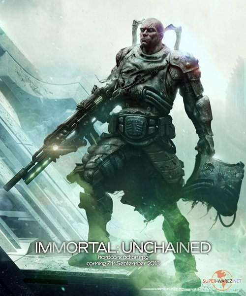 Immortal: Unchained (2018/RUS/ENG/MULTi7/RePack)