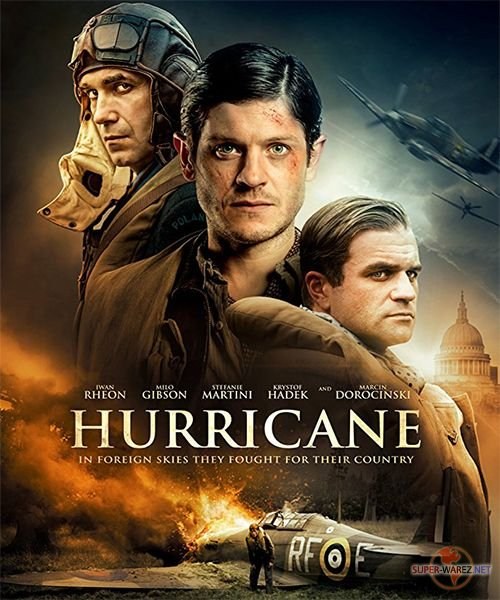 Ураган / Hurricane (2018) WEB-DLRip/WEB-DL 720p/WEB-DL 1080p