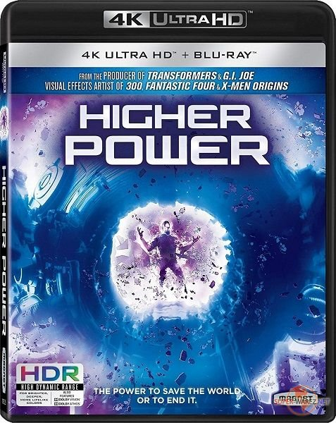 Высшая сила / Higher Power (2018) HDRip/BDRip 720p