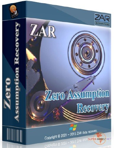 Zero Assumption Recovery 10.0 Build 1224 Technician Edition