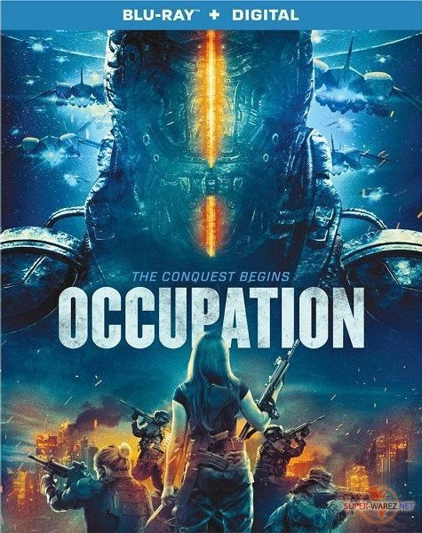 Оккупация / Occupation (2018) HDRip/BDRip 720p/BDRip 1080p