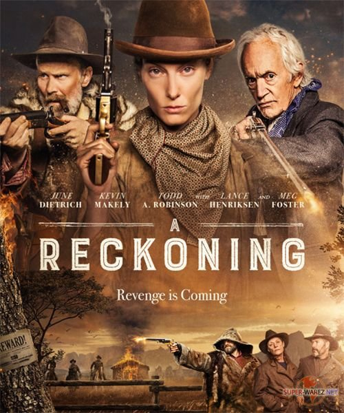 Расплата / A Reckoning (2018) WEB-DLRip/WEB-DL 720p