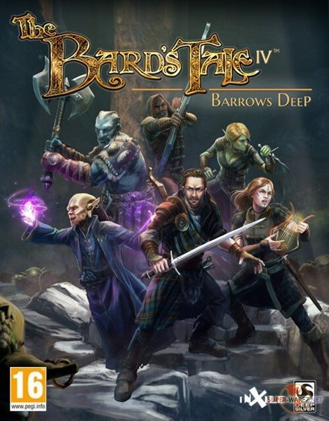 The Bard's Tale IV: Barrows Deep (2018/RUS/ENG/MULTi4/RePack)