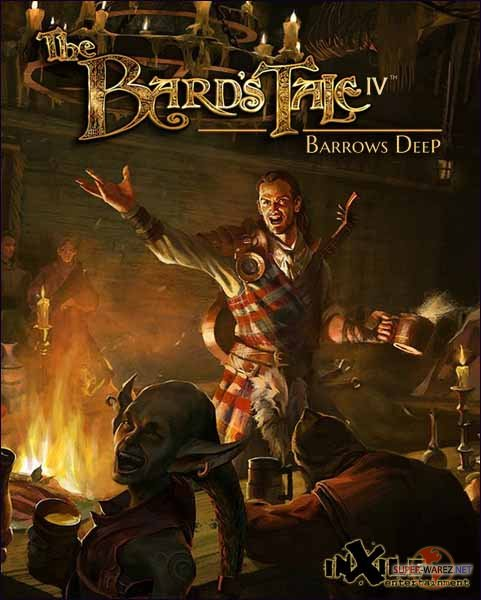 The Bard's Tale IV: Barrows Deep (2018/RUS/ENG/Multi/RePack by xatab)