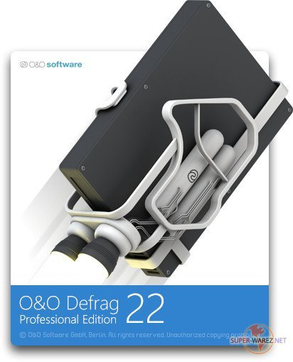 O&O Defrag Professional / Server 22.0 Build 2284 RePack by KpoJIuK