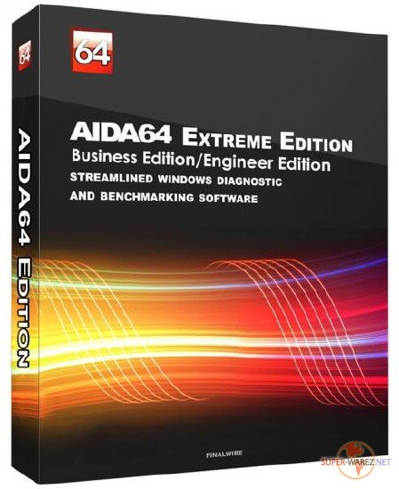 AIDA64 Extreme / Business / Engineer / Network Audit 5.98.4800 Stable RePack & Portable by KpoJIuK