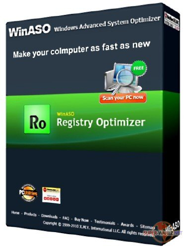 WinASO Registry Optimizer 5.6.0.0 + Rus