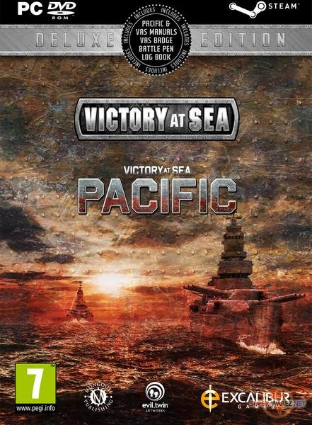 Victory At Sea Pacific (2018/RUS/ENG/Multi/RePack by qoob)