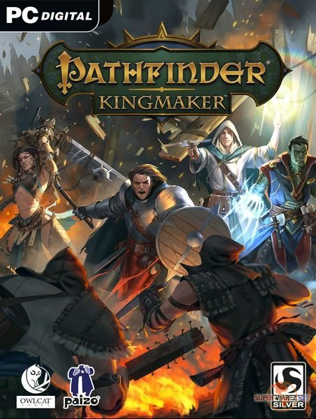 Pathfinder: Kingmaker - Imperial Edition (2018/RUS/ENG/Multi/RePack by qoob)