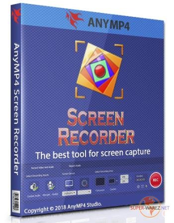 AnyMP4 Screen Recorder 1.2.6 RePack/Portable by TryRooM