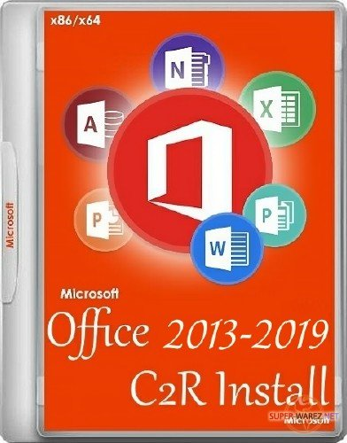 Office 2013-2019 C2R Install / Lite 6.6 Portable