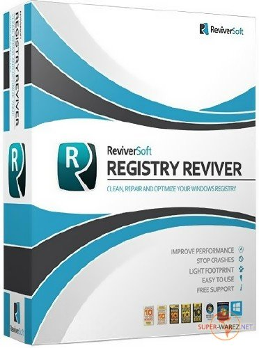 ReviverSoft Registry Reviver 4.20.1.8