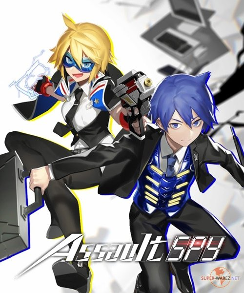 Assault Spy (2018/ENG/JAP/RePack от FitGirl)