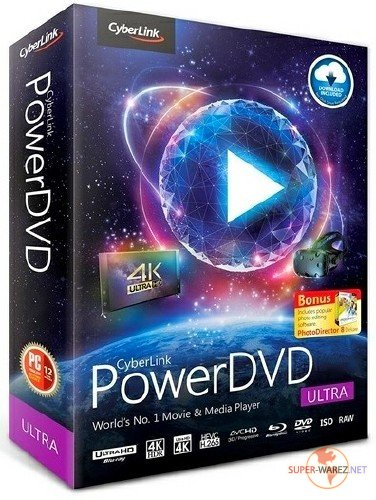 CyberLink PowerDVD Ultra 19.0.1511.62