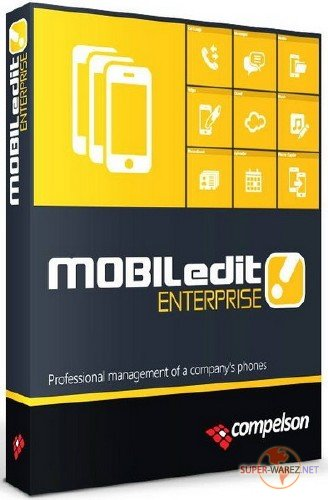MOBILedit! Enterprise 10.1.0.25710