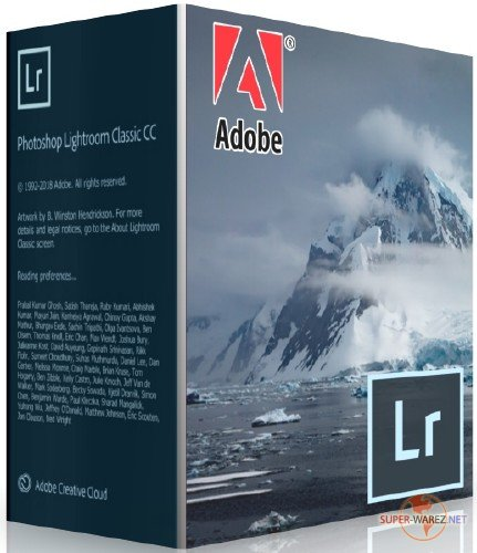 Adobe Photoshop Lightroom Classic CC 2019 8.1