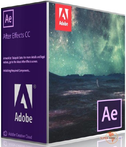 Adobe After Effects CC 2019 16.0.0.235 RePack by PooShock