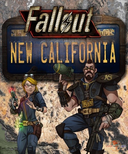 Fallout: New California (2018/RUS/ENG/RePack от qoob)