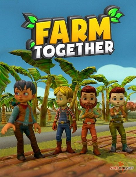 Farm Together (2018/RUS/ENG/MULTi11/RePack от SpaceX)