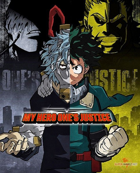 MY HERO ONE'S JUSTICE (2018/ENG/MULTi9/RePack)