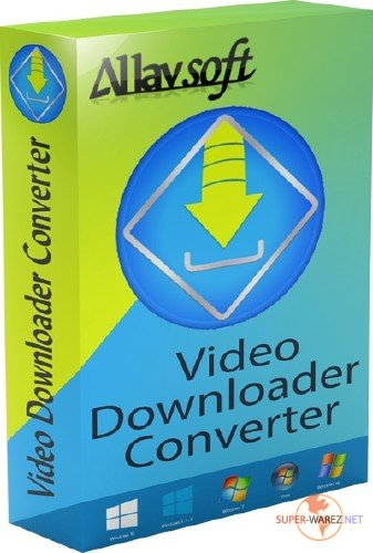 Allavsoft Video Downloader Converter 3.16.9.6959