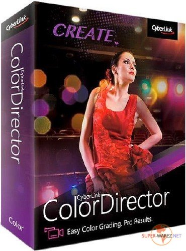 CyberLink ColorDirector Ultra 7.0.2518.0 + Rus