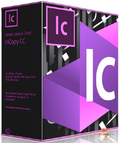 Adobe InCopy CC 2019 14.0.2.324 by m0nkrus