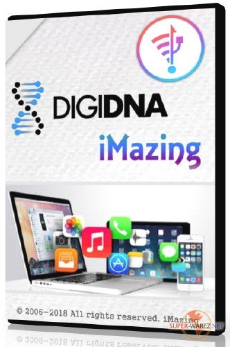 DigiDNA iMazing 2.8.4