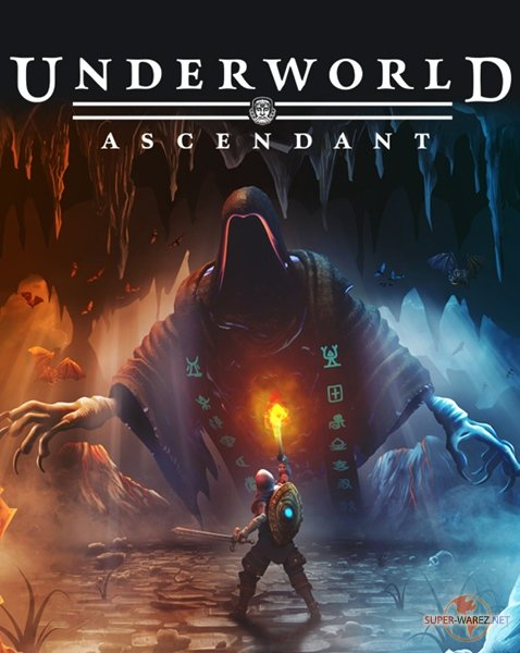 Underworld Ascendant (2018/RUS/ENG/MULTi8/RePack от SpaceX)