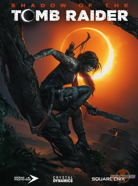 Shadow of the Tomb Raider - Croft Edition (2018/RUS/ENG/Multi)
