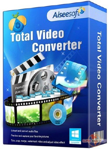 Aiseesoft Total Video Converter 9.2.28 + Rus