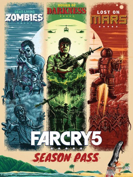 Far Cry 5 - Gold Edition (2018/RUS/ENG/RePack)