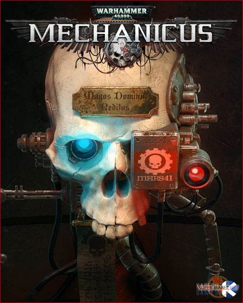 Warhammer 40,000: Mechanicus (2018/RUS/ENG/Multi/RePack by R.G. Catalyst)