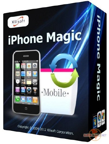 Xilisoft iPhone Magic Platinum 5.7.27 Build 20181123 + Rus