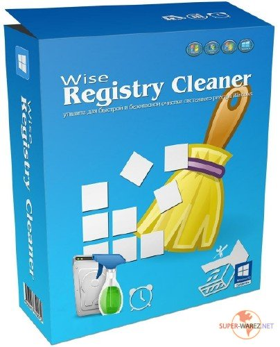Wise Registry Cleaner Pro 10.1.5.676 + Portable