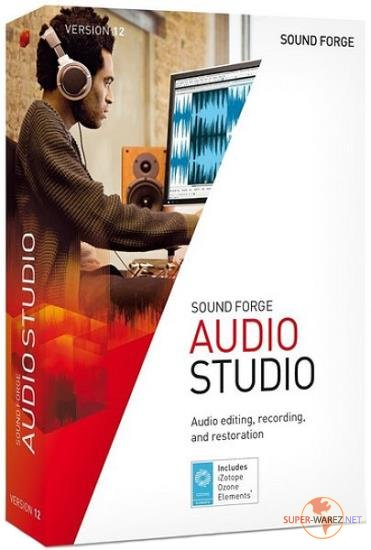 MAGIX SOUND FORGE Audio Studio 12.6.0.356