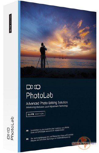 DxO PhotoLab 2.2.2.23730 RePack by KpoJIuK