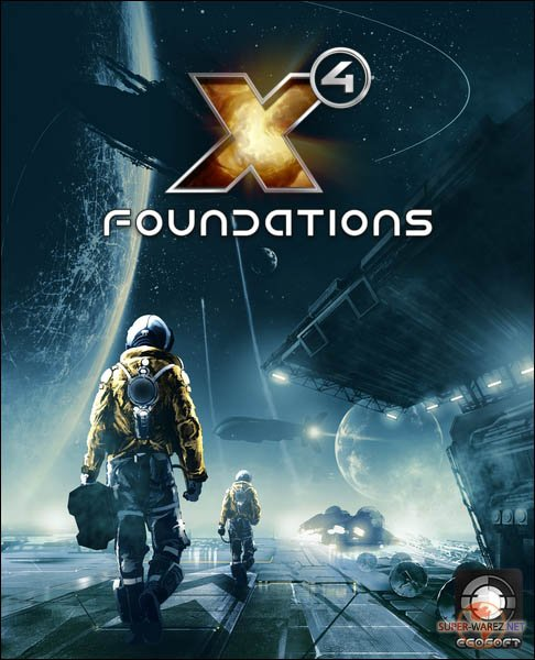 X4: Foundations (2018/RUS/ENG/RePack by xatab)