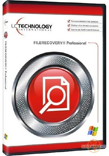 LC Technology Filerecovery 2016 Enterprise / Professional 5.6.0.3